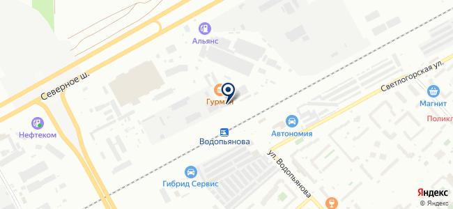 ЭлСнаб-Сервис, ООО на карте