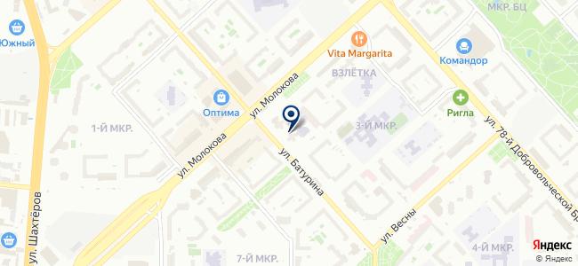Гринтал, ООО на карте