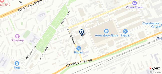 Строительные технологии, ООО на карте