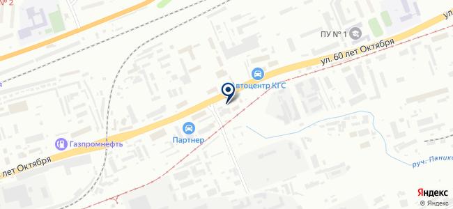 Умный Дом, ООО на карте