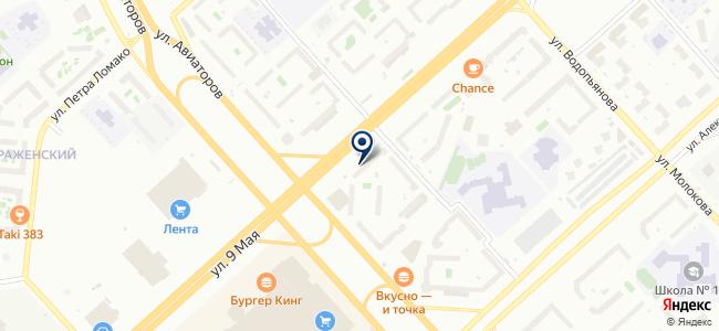 Кип-Энерго на карте