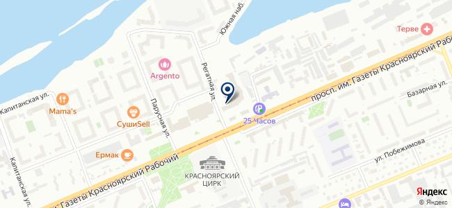СвязьИнтерПлюс, ООО на карте