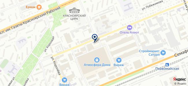 Производственный Комплекс Дорпромстрой, ООО на карте