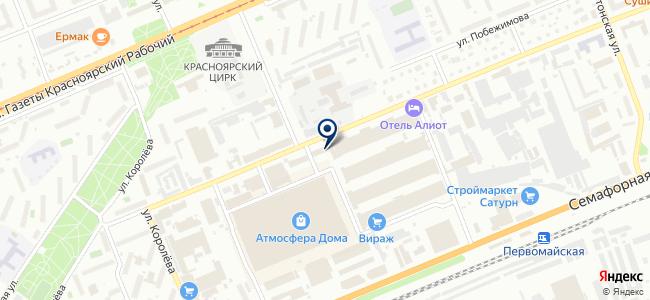 Максима Электроникс, ООО на карте