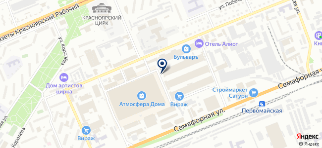 Промэко, ООО на карте