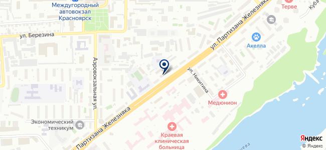 Арматэк, ООО на карте