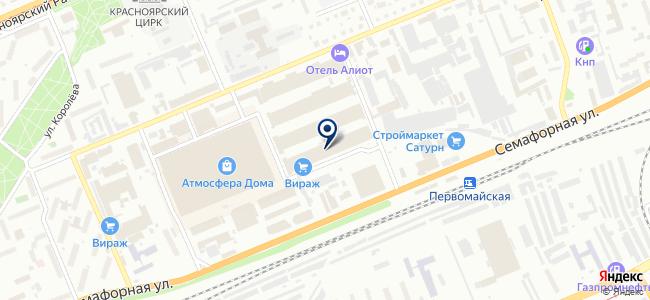 ГРОТИКА на карте