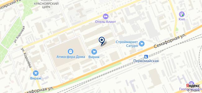 СЭР, ООО на карте