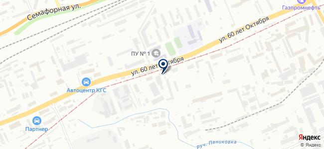 ЭнергоМиР на карте