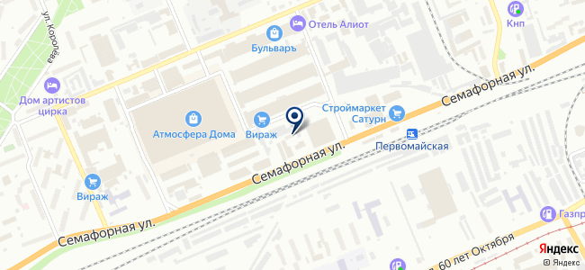 Электросвязьстрой, ООО на карте
