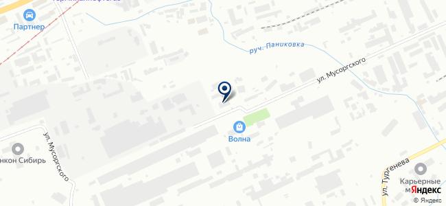 КрасИзолит, ООО на карте