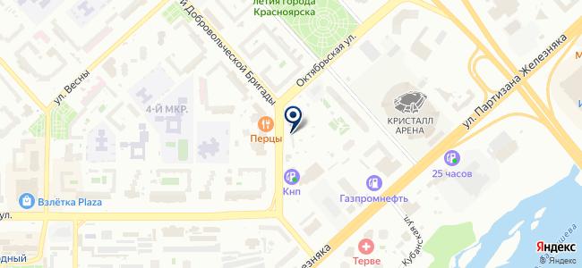 Альянс-Электро, ООО на карте