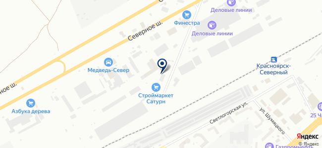 АКВА ТЕРМ на карте