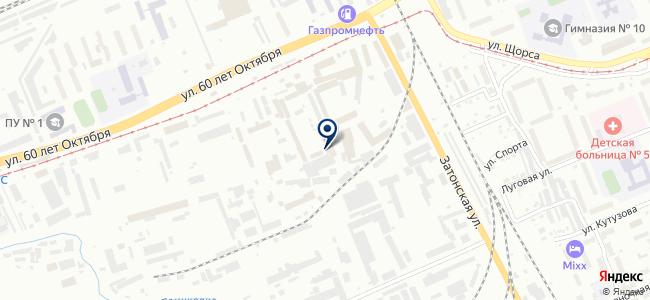 Центр Строительных Услуг, ООО на карте
