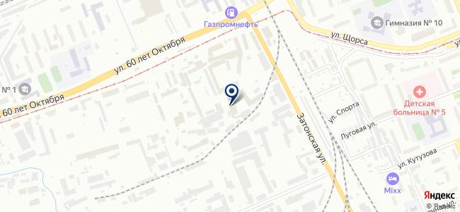 Енисейпром, ООО на карте