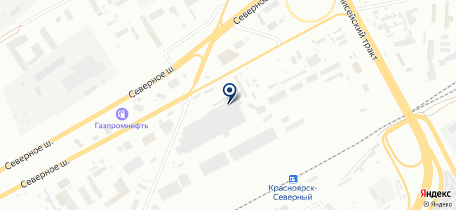 СибСвет на карте