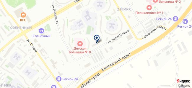 МастерДом, ООО на карте