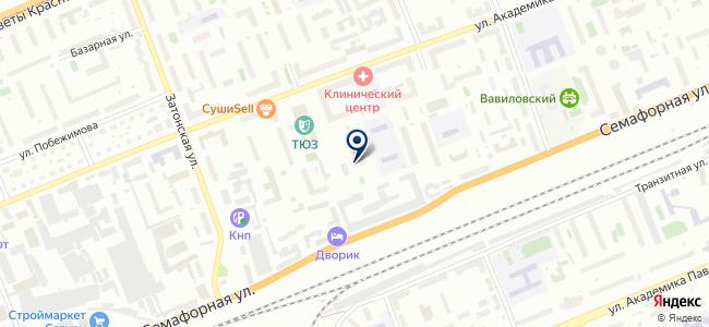 Электро-Люкс, ООО на карте