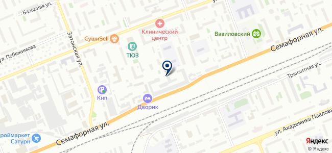 Электро-Сфера, ООО на карте