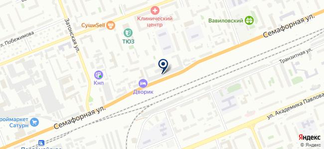 Электро Сфера на карте