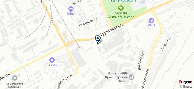 СибЭМК, ООО на карте