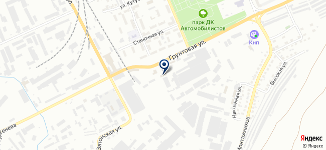 СвязьКомплект, ООО на карте