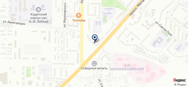 РИМ на карте