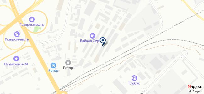Авеси на карте