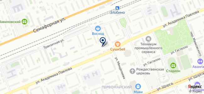 ГрандСтиль, ООО на карте