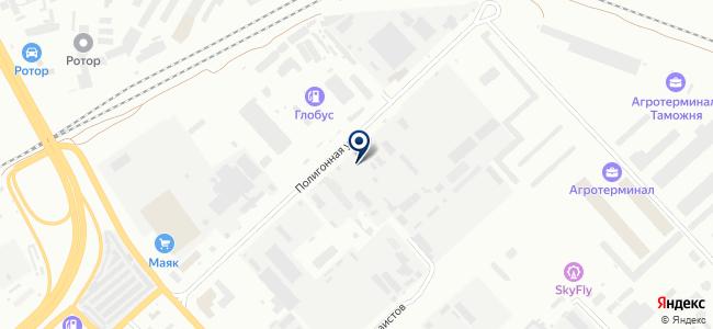 Титан-СМ, ООО на карте