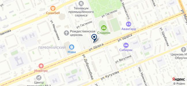 БиК, ООО на карте