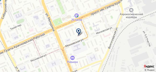 ЭкономСтрой-24, ООО на карте