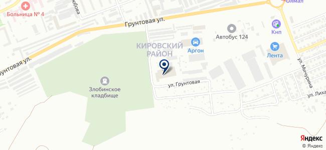 Гард-СБ, ООО на карте