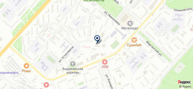 Отделение электросвязи №73 на карте