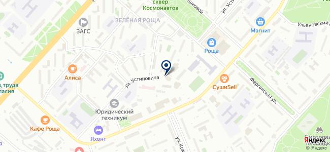 Скай Прогресс, ООО на карте