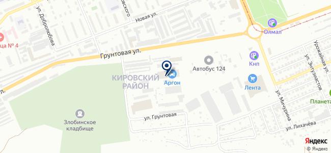 Вольт 24, ООО на карте