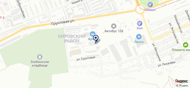 ГидЭл, ООО на карте
