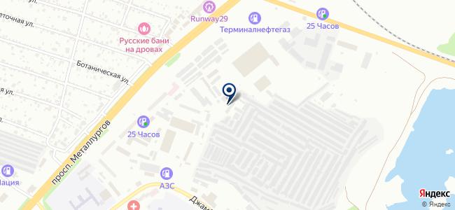 С.В.Э.Т. на карте