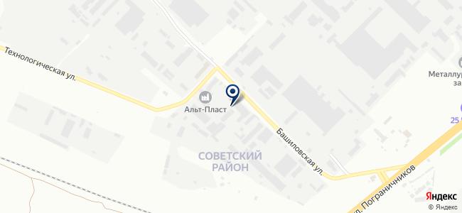 АГРОС, ООО на карте