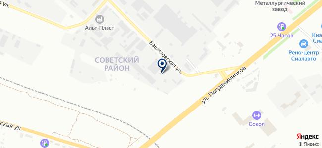 Ачинское Монтажное Управление на карте