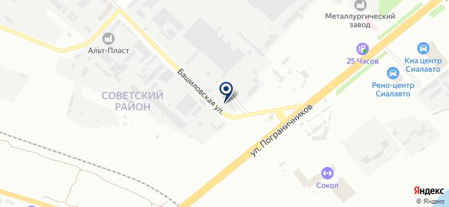 Энерго-Альянс, ООО на карте