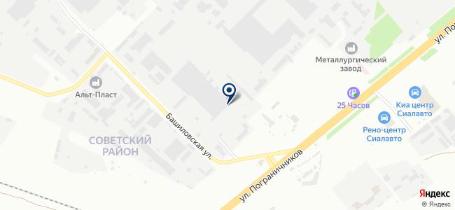 Енисей-Строй, ООО на карте