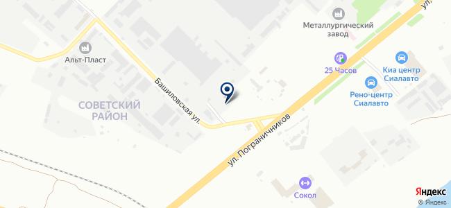 СибНВА, ООО на карте