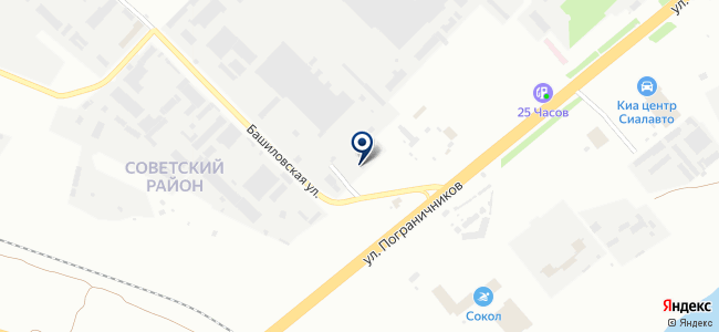 Электромашкомплект, ООО на карте