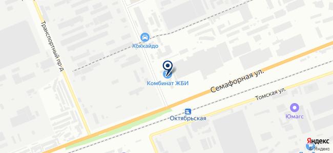 Кабельный Центр Красноярска на карте