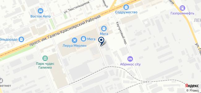Кабель Плюс Системы, ООО на карте