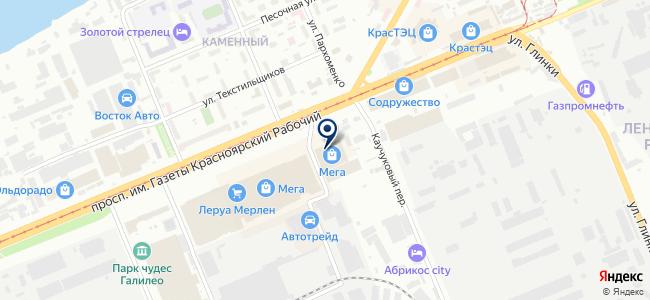 ГрандПремиуМ, ООО на карте