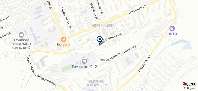 Ремонт & сервис на карте