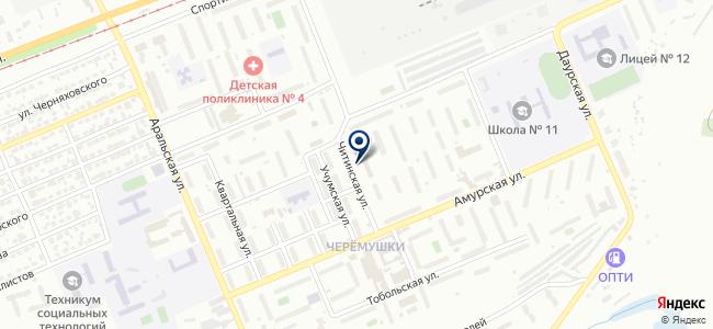 Крайспром, ООО на карте
