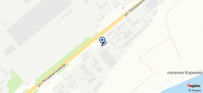 Центр, ООО на карте